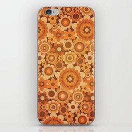 sunshower iPhone Skin