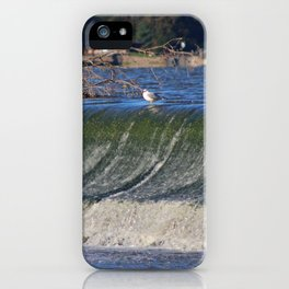 Dam Dance iPhone Case