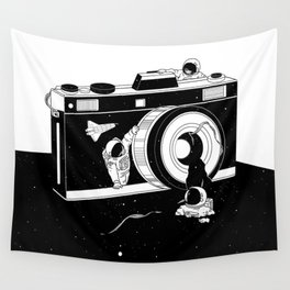 Captured Universe Wall Tapestry