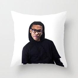 Le Celfie' Throw Pillow
