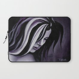 purple woman Laptop Sleeve