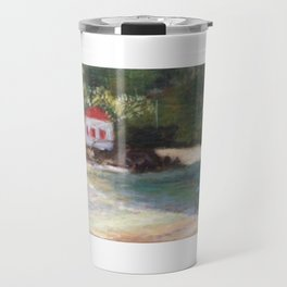 Cinnamon Bay at Sunrise 2 Travel Mug