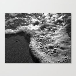 Sea Water Canvas Print
