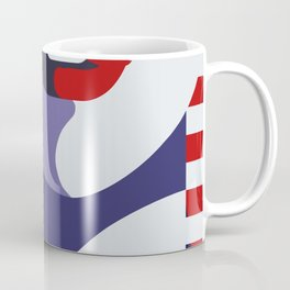 American Stewardess Coffee Mug