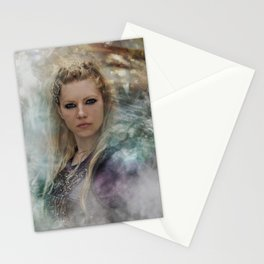 Victory Or Valhalla Stationery Cards