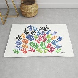 La Gerbe by Matisse Rug