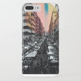 One night in Hong Kong iPhone Case