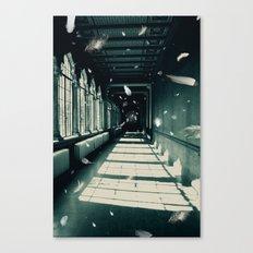 I had a dream Canvas Print