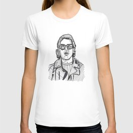 Jerry Seinfeld Drawing T-shirt