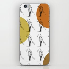 Small wolves iPhone Skin