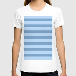 Baby Blue Stripes T-shirt