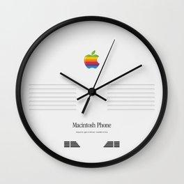 Macintosh Wall Clock