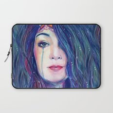 Our Lady of The Deep Laptop Sleeve