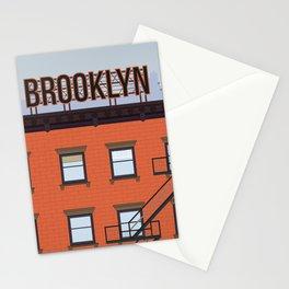 Brooklyn / New York Stationery Cards