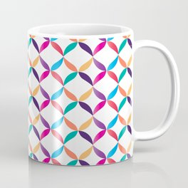 Colorful Laces Coffee Mug