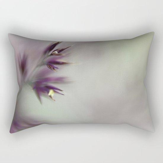 """Nature """"L'air du temps"""" Rectangular Pillow"""