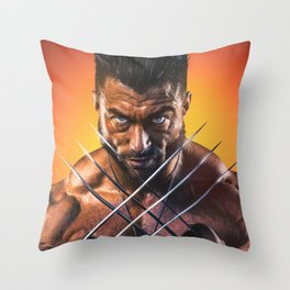 Logan Series I Throw Pillow