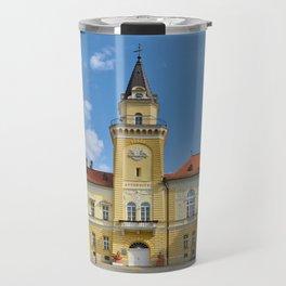 Kikinda city hall Travel Mug