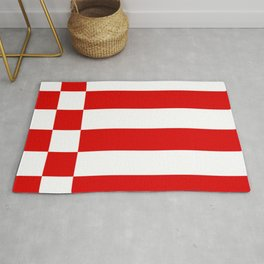 flag of bremen Rug