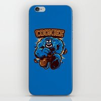 cookies iPhone & iPod Skins featuring Cookies! by WinterArtwork
