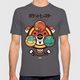Pocket Monster Trainer T-shirt