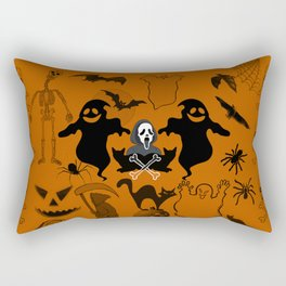 SCREAM QUEEN Rectangular Pillow