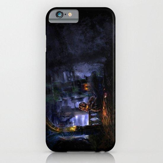 Castlevania: Vampire Variations- Bridge iPhone & iPod Case