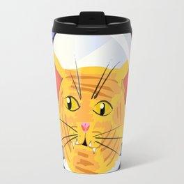 SPACE CAT Travel Mug