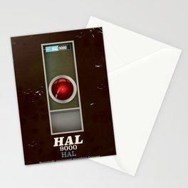 HAL 9000 Vintage magazine advertisement Stationery Cards