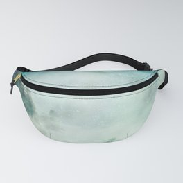 Galaxy Forest Fanny Pack