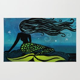 Mermaid Song Rug