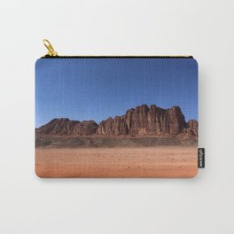 Wadi Rum Desert Mountains Carry-All Pouch