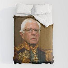 Bernie Sanders 19th Century Painting Comforters