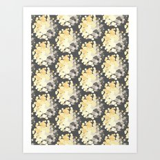 Pom Pom Power Art Print