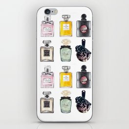 Perfume Collection iPhone Skin