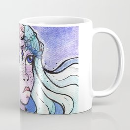 Unicorn Girl Coffee Mug