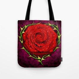 Dangerous Rose  Tote Bag