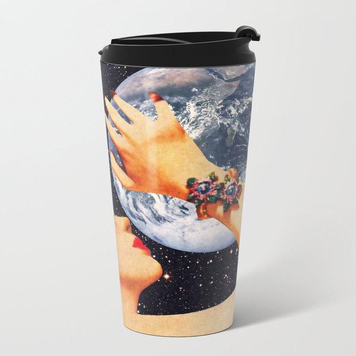 The Embrace Metal Travel Mug