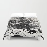 ghost Duvet Covers featuring Ghost by blair__berger