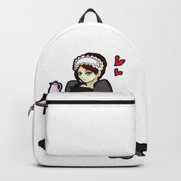 Maid Uniform Anime Hentai Chibi Kawaii BDSM sm Backpack