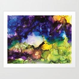 Cosmic Art 1 Art Print