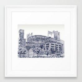 Petco Park Framed Art Print