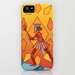 The Prince iPhone Case
