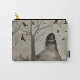 The Woman in Black Carry-All Pouch