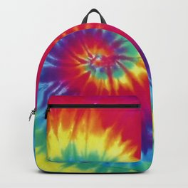 Tie dye hippie Backpack