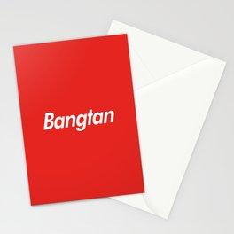 BTS Bangtan Box Logo Stationery Cards