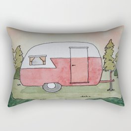Home is Where You Park It Rectangular Pillow
