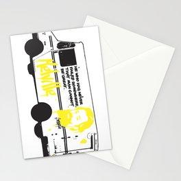 Moby Beard  Stationery Cards