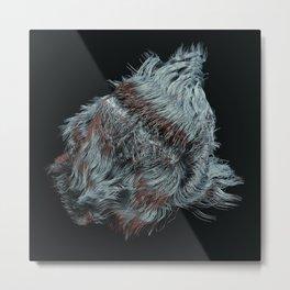 20160401 | HAIRY STUFFS  Metal Print