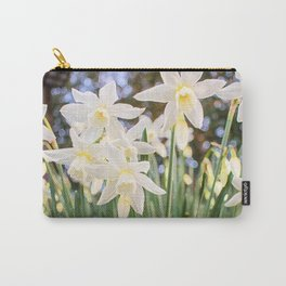 Kiss of Spring Carry-All Pouch